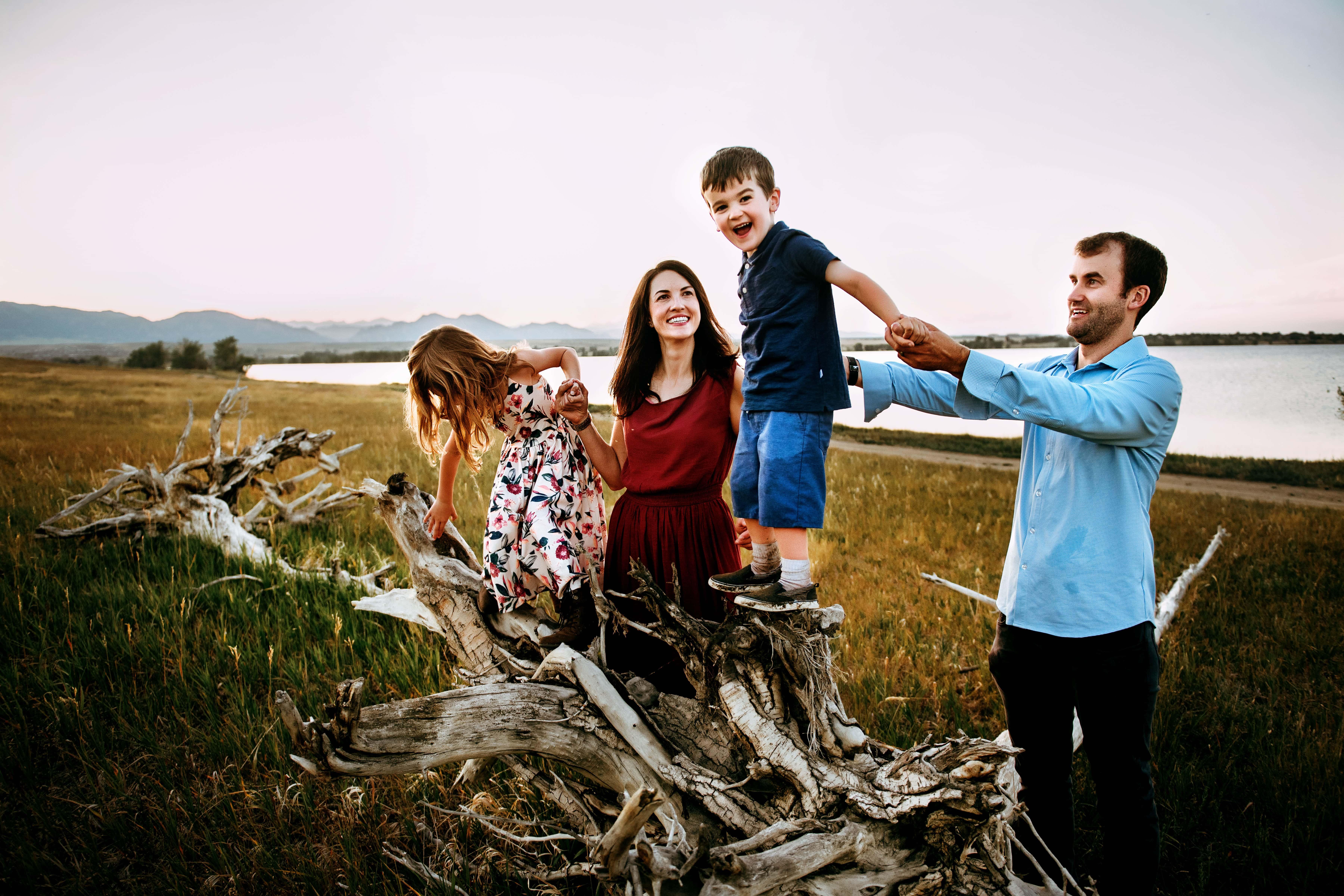Arvada family photographer, family photo shoot, denver photographer
